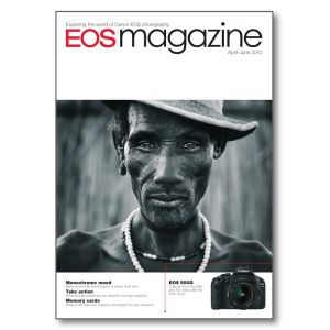 EOS magazine April-June 2010 back issue