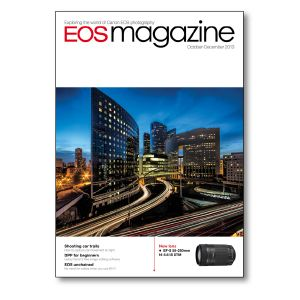 EOS magazine October-December 2013 back issue