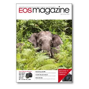 EOS magazine April-June 2015 back issue
