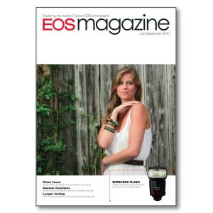 EOS magazine July-September 2010 back issue