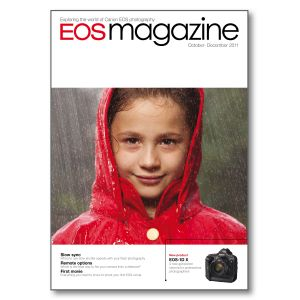 EOS magazine October-December 2011 back issue
