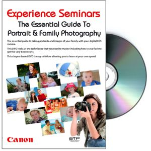 Essential Guide to Portrait & Family Photography DVD