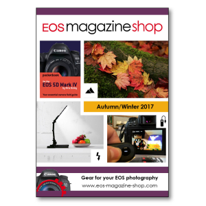 EOS magazine shop catalogue