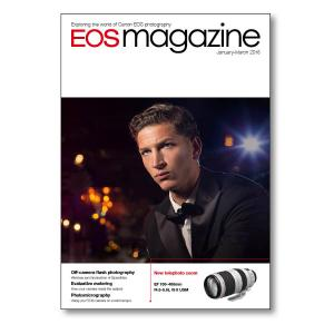 EOS magazine January-March 2015 back issue