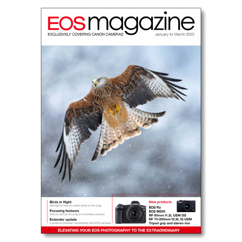 EOS magazine January-March 2020 back issue