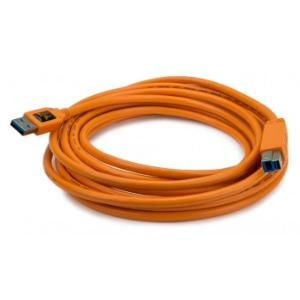 Tether Pro USB 3.0 Micro B ORANGE