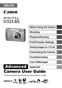 canon ixus 65 instruction manual rh eos magazine shop com canon ixus 65 manual