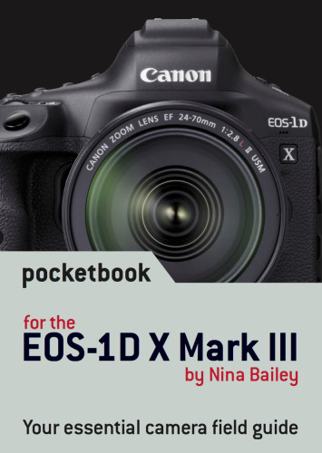 Canon EOS-1D X Mark III Pocketbook