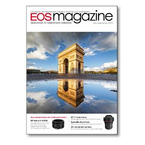 EOS magazine July-September 2015 back issue
