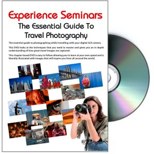 Essential Guide to Travel Photography DVD