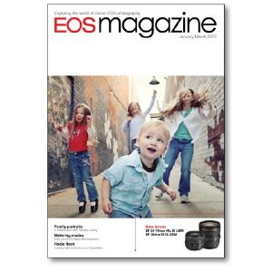 EOS magazine January-March 2013 back issue