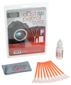 Dust Patrol Alpha 14-piece kit