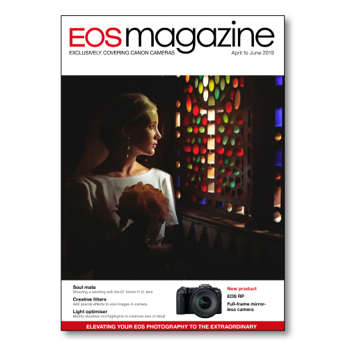 EOS magazine April-June 2019 back issue