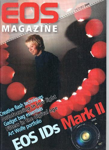 EOS magazine December 2004 back issue
