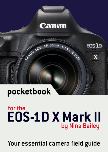 Canon EOS-1D X Mark II Pocketbook