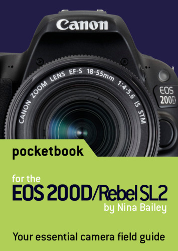 Canon EOS 200D / Rebel SL2 Pocketbook