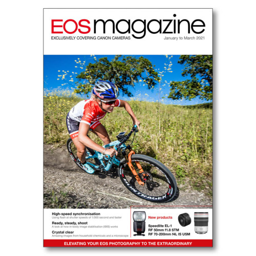 EOS magazine January-March 2021 back issue