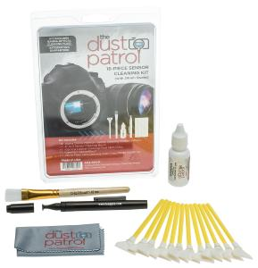 Dust Patrol Alpha 16-piece kit