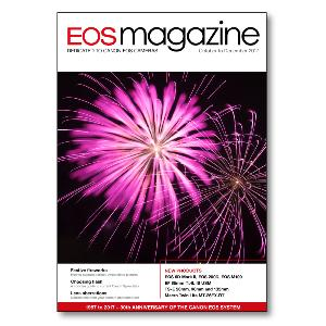 EOS magazine October-December 2017 back issue