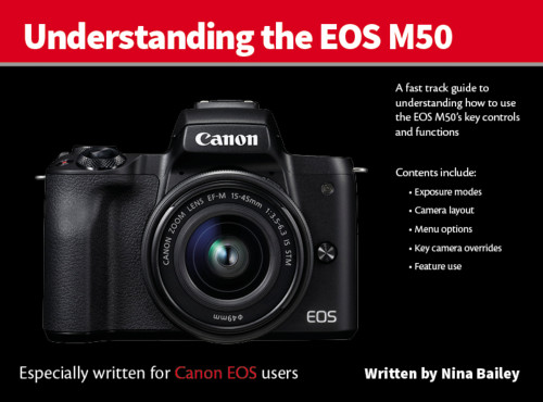 Understanding the EOS M50 by Nina Bailey (reprint)