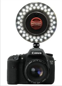Rotolight Professional LED light and stand kit