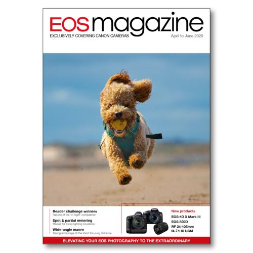EOS magazine April-June 2020 back issue