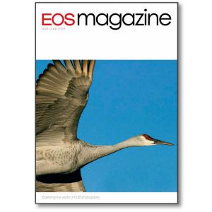 EOS magazine April-June 2006 back issue