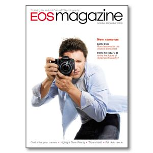 EOS magazine October-December 2008 back issue