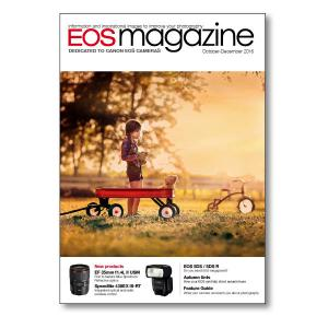 EOS magazine October-December 2015 back issue