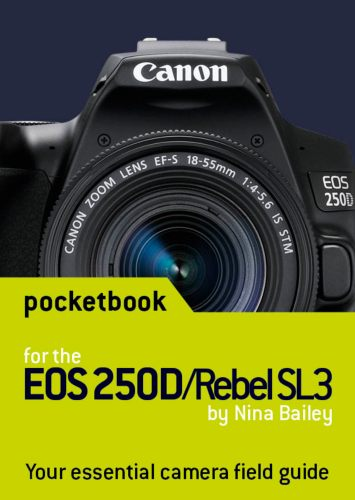 Canon EOS 250D / Rebel SL3 Pocketbook