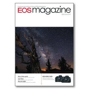 EOS magazine April-June 2011 back issue