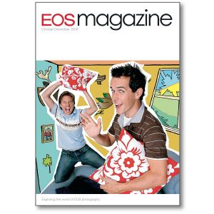 EOS magazine October-December 2006 back issue