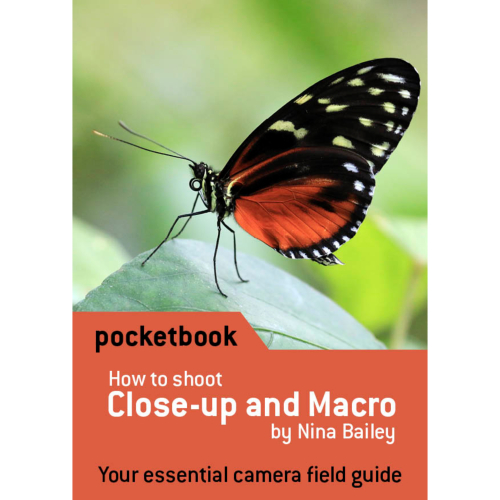 How to Shoot Close-up and Macro Pocketbook