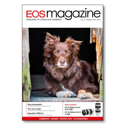 EOS magazine July-September 2018 back issue