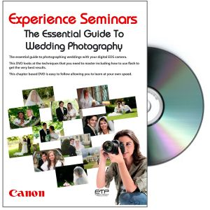 Essential Guide to Wedding Photography DVD