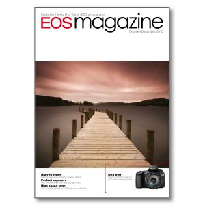 EOS magazine October-December 2010 back issue