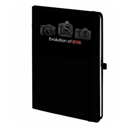 Evolution of EOS A5 notebook