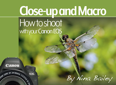 How to Shoot Close-up & Macro by Nina Bailey (reprint)