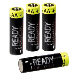 Ready4Power rechargeable batteries