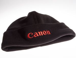 7e5e80ddd Canon Fleece Beanie - small