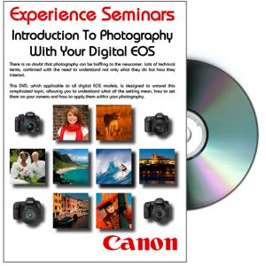 Introduction to photography with your digital EOS DVD