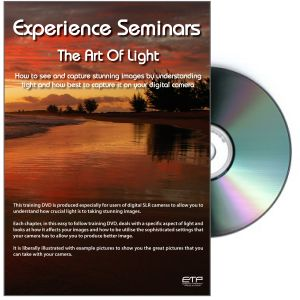 The Art of Light photography training DVD