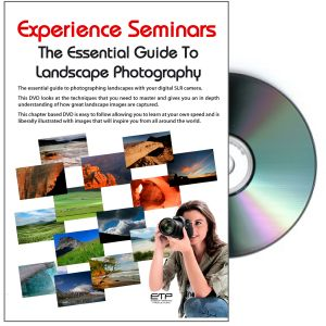 Essential Guide to Landscape Photography DVD