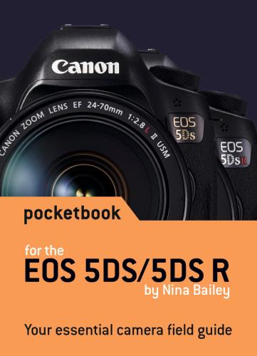 Canon EOS 5DS / 5DS R Pocketbook