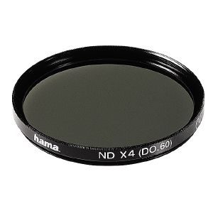 Hama neutral density ND4 filter