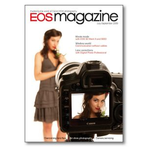 EOS magazine July-September 2009 back issue