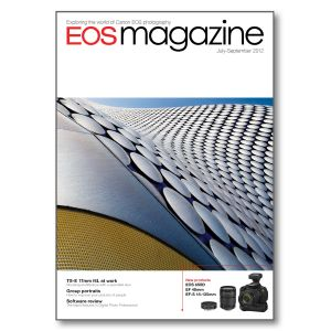 EOS magazine July-September 2012 back issue