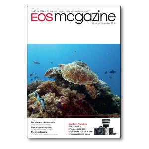 EOS magazine October-December 2014 back issue