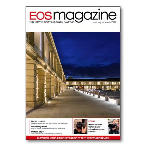 EOS magazine January-March 2019 back issue