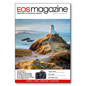 EOS magazine October-December 2016 back issue